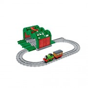 Thomas & Friends Adventures Mattel Dvt10 - Friend Knapford Station