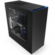 Carcasa NZXT Source 340 Black Blue