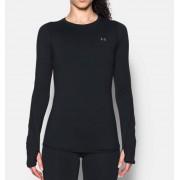 Women's ColdGear® Armour Fitted Crew