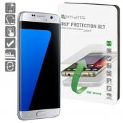 Conjunto de Protecção 4smarts 360 para Samsung Galaxy S7 Edge - Transparente