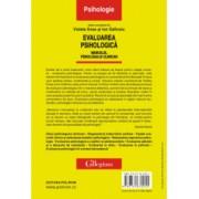 Evaluarea psihologica. Manualul psihologului clinician - Violeta Enea Ion Dafinoiu coord.