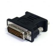 Cablu startech VGA DVI-I, M-F, negru