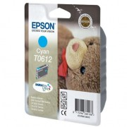 Epson Inktpatroon T0612 Cyan/Cyaan (origineel)