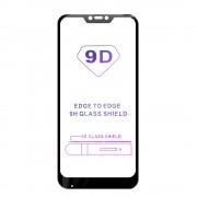 Tvrzené sklo iSaprio 9D BLACK pro Xiaomi Mi A2 Lite