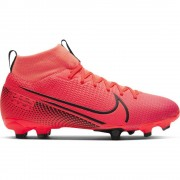 Nike Mercurial Superfly 7 Academy FG Kids Laser Crimson - Rood - Size: 38,5