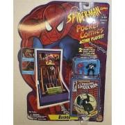 Marvel Spiderman Pocket Comics Action Playset 'The Bridge'