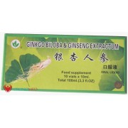 Ginkgo Biloba & Ginseng Extractum