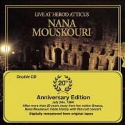 Nana Mouskouri - Live at Herod Atticus (0602498208762) (2 CD)