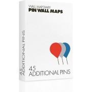 Palomar Pinezki do dekoracji Pin World i Pin City 45 szt.