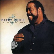 Video Delta White,Barry - Icon Is Love - CD