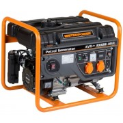 Generator Curent Electric Stager GG 3400, Benzina, 230 V, 7 CP