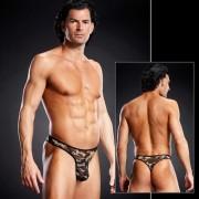 Blue Line Pro-Mesh Thong Underwear Camouflage BLM010
