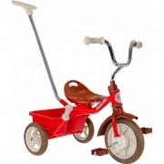 Tricicleta copii Passenger Champion rosie Italtrike