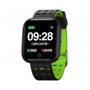 """Innjoo Reloj innjoo sport watch verde cuadrado/ 1.33""""/ 512kb rom/ 64kb ram/ bluetooth 4.0"""