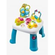 SMOBY/COTOONS Cotoons, mesa de atividades, da SMOBY azul medio liso com motivo