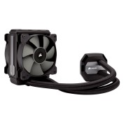Водно охлаждане за процесор Corsair Hydro Series H80i v2, Compatible with Intel (LGA 1150/1151/1155/1156/1366/2011/2011-3) and AMD (AM2/AM3, FM1/FM2), 2 x 120mm Radiator, High Performance Liquid CPU Cooler