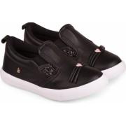 Pantofi Fetite Agility Mini Negri-Pisica 26 EU