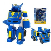 Super wings Donnie car+airplane Fit robot action figure toys super wing model Transformation robot