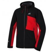 Kabát HANNAH Shafer Lite antracit / versenyzés red