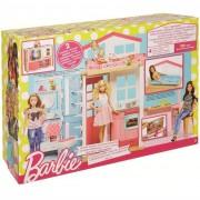 Mattel barbie dvv47 - casa componibile senza bambola