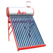 Panou solar cu tuburi vidate cu boiler atasat de 90 l Aqua SP-470