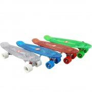 Скейтборд ABS (penny board) 22″ (56 см.) с LED светлина на дъската