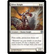 Magic: the Gathering - Silver Knight - Duel Decks: Knights vs Dragons by Wizards of the Coast