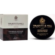 Crema de barbierit Truefitt and Hill Sandalwood la cutie