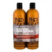 Tigi Bed Head Colour Goddess Set 750ml Bed Head Colour Goddess Shampoo + 750ml Bed Head Colour Goddess Conditioner für Frauen