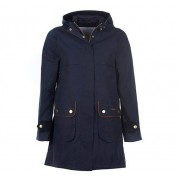 Barbour Icons Durham Jacket Dam, 36, Navy