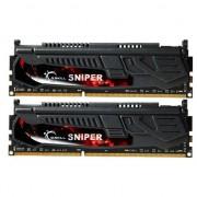 Memorie ram g.skill Sniper DDR3 16GB, 2400MHz, CL11 (F3-2400C11D-16GSR)