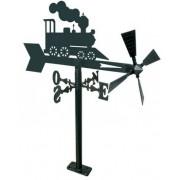 Veleta Jardin de hierro Locomotora 480 mm.
