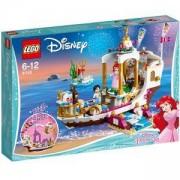 Конструктор Лего Дисни Принцеси - Кралската лодка за празненства на Арие, LEGO Disney Princess, 41153