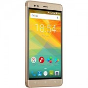 Смартфон Prestigio Grace R5 LTE, PSP5552DUO, dual SIM, 3G, 5.5 инча (720-1280) IPS display, Android 7.0 Nougat, quad core 1.25GHz, PSP5552DUOGOLD