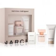 Narciso Rodriguez Narciso Poudrée lote de regalo II. eau de parfum 50 ml + vela 40 g + leche corporal 50 ml