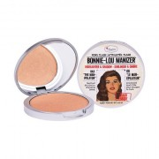 TheBalm Bonnie-Lou Manizer Highliter & Shadow illuminante 9 g donna
