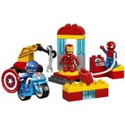LEGO DUPLO Super Heroes 10921 Szuperhős labor