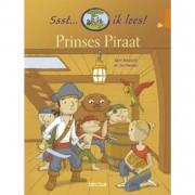 Ssst...ik lees! / Prinses Piraat - G. Boullaard