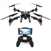 Drone Quadcopter FQ777 FQ20W Camera 2.0MP-Negro