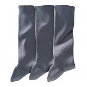 La Redoute 3 пары носков, 85% фильдекоса