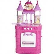 Kitchen Playset Disney Princess Magical Preschool Toys Girls Pretend Cooking Fun Play Cook & Bake Xmas Birthday Gift