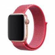 Devia Řemínek pro Apple Watch 38mm / 40mm - Devia, Sport3 Hibiscus