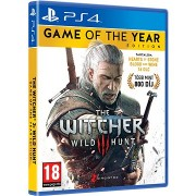 The Witcher 3: Wild Hunt Game of the Year Edition - PS4