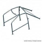 Omp Roll Bar Spec.Bmw Serie 3 E46 320 >00<04 Da Saldare Omolog. Fia
