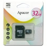 Card de memorie Apacer microSD 32GB Class10