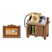 "Epoch Sylvanian Families Sylvanian Family Doll ""Phone Set Ka -501"""