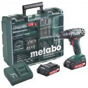 Электроинструмент Metabo BS 18 2х2.0 LiIon 602207880