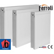 Radiator otel Ferroli 33/500/400 1057W