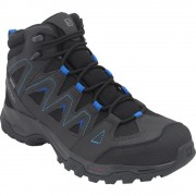 SALOMON | Boty LYNGEN MID GTX BLACK PHANTOM LAPIS vel.UK 9