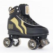 Patine cu rotile Rio Roller Varsity black/gold